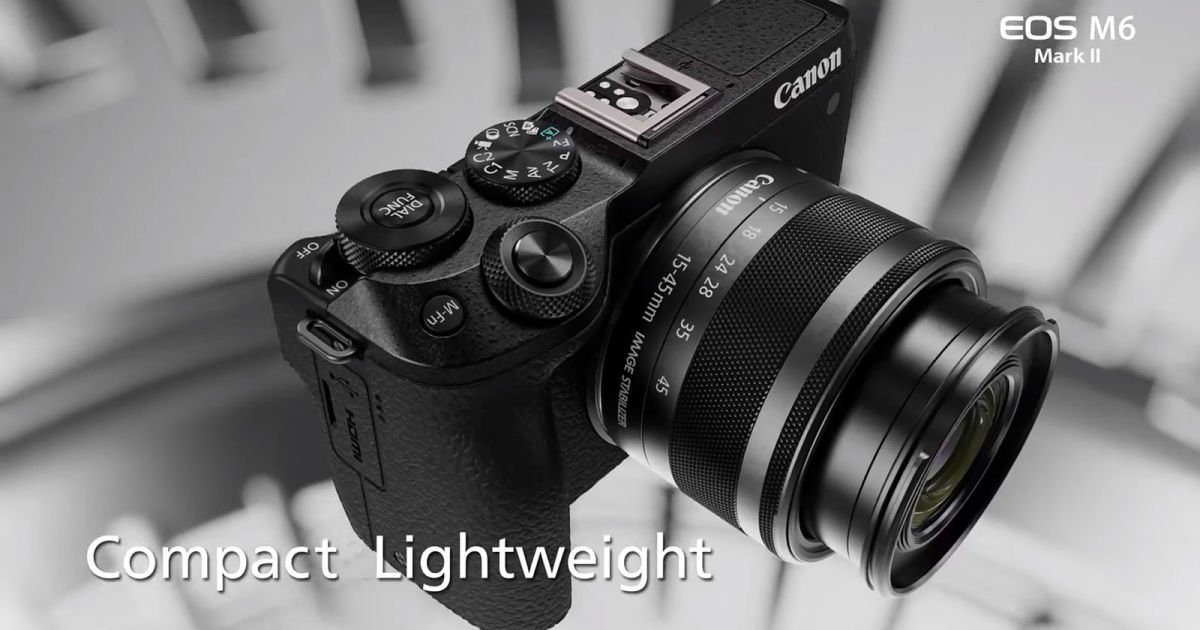 Canon leaks its EOS 90D DSLR and mirrorless EOS M6 Mark II cameras