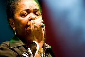 Happy birthday Cesária Évora