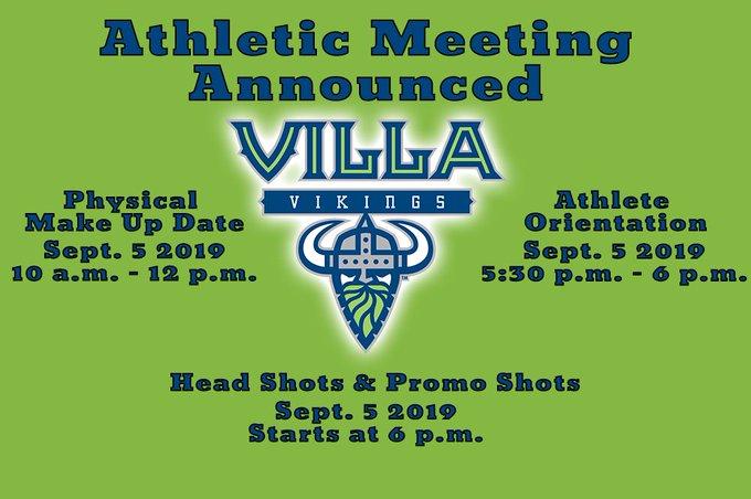 Men's Soccer - Villa Maria College Athletics