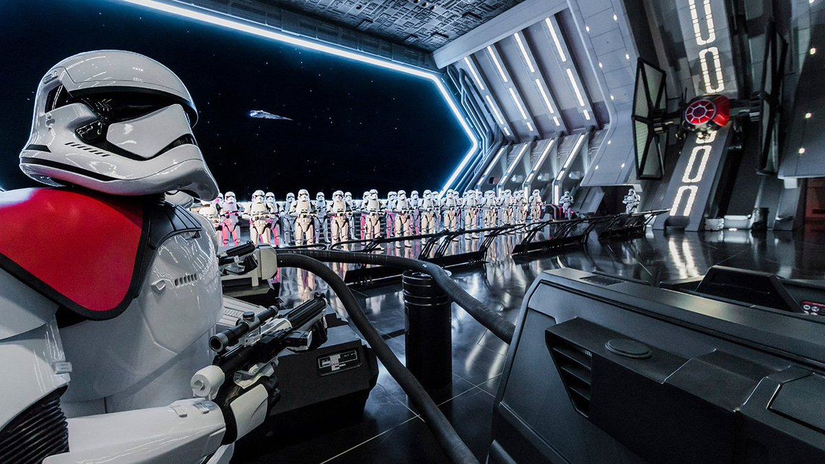 Here's your first look inside Star Wars: Rise of the Resistance at Star Wars: #GalaxysEdge !  https:// bit.ly/2L4GiAA    <br>http://pic.twitter.com/RMoegJm37G