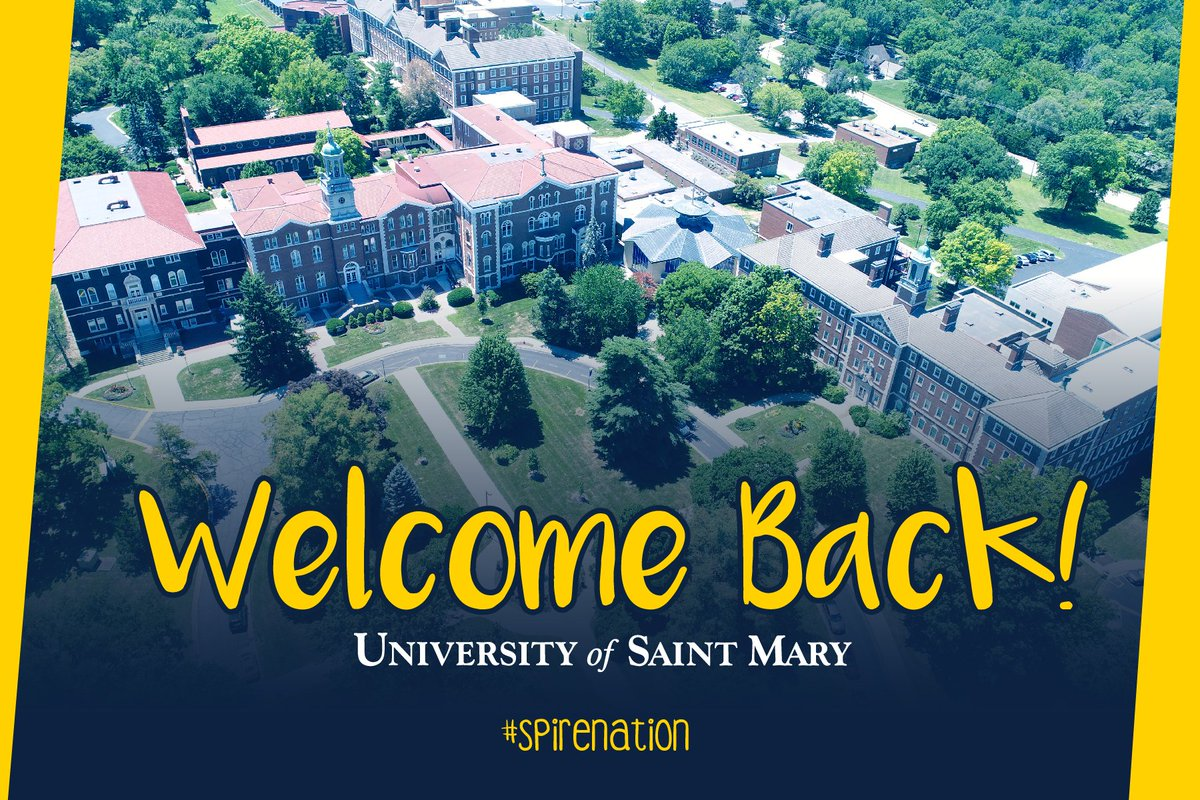 University Of St Mary >> Saint Mary Usmspirewire Twitter