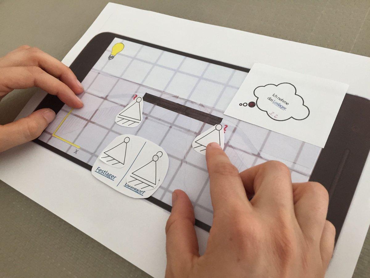 Der #papierprototyp steht und die digitale Entwicklung ist auch in Arbeit. #seriousgame #gbl #gamedevelopment #gamedev  #ingenieurstudent @BTU_News pic.twitter.com/4iKKz3w09W