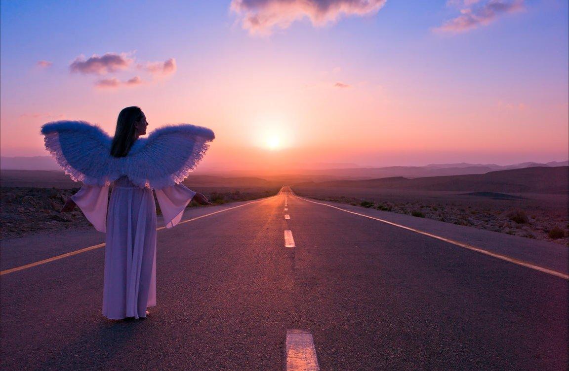 этом ангела хранителя в дорогу анимация вызывает удивления