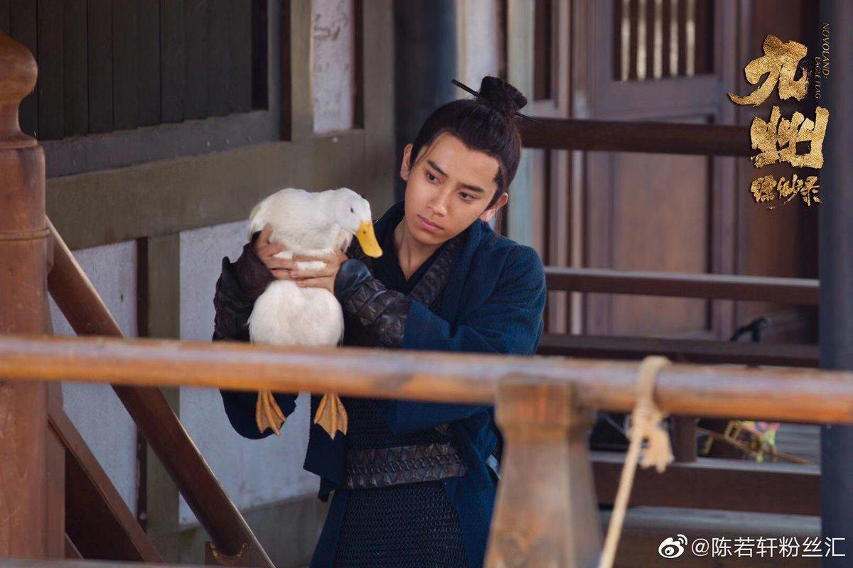 chenruoxuan hashtag on Twitter