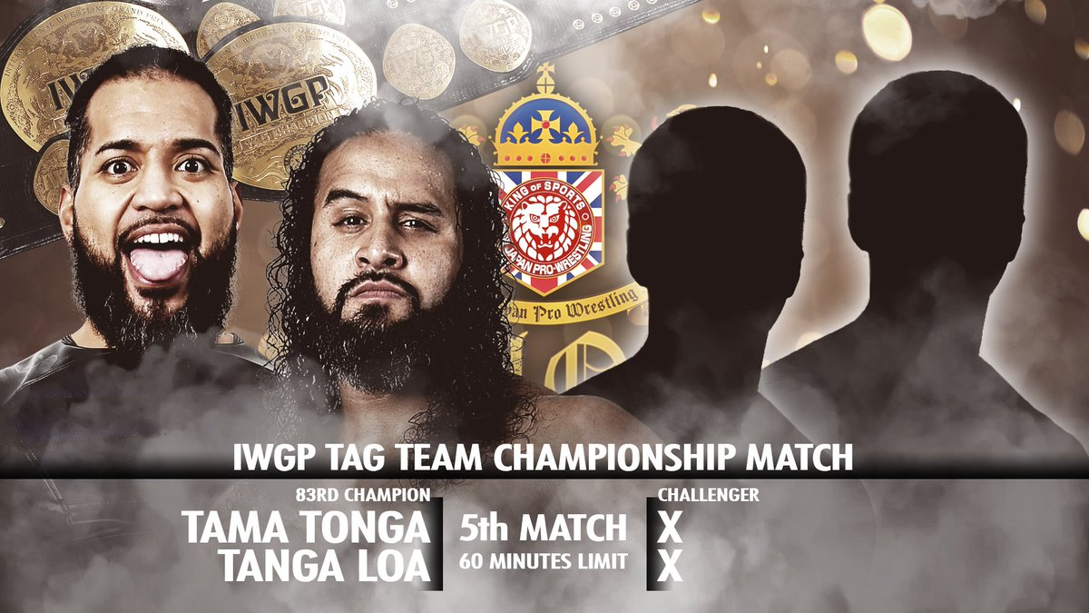 NJPW Global on Twitter: