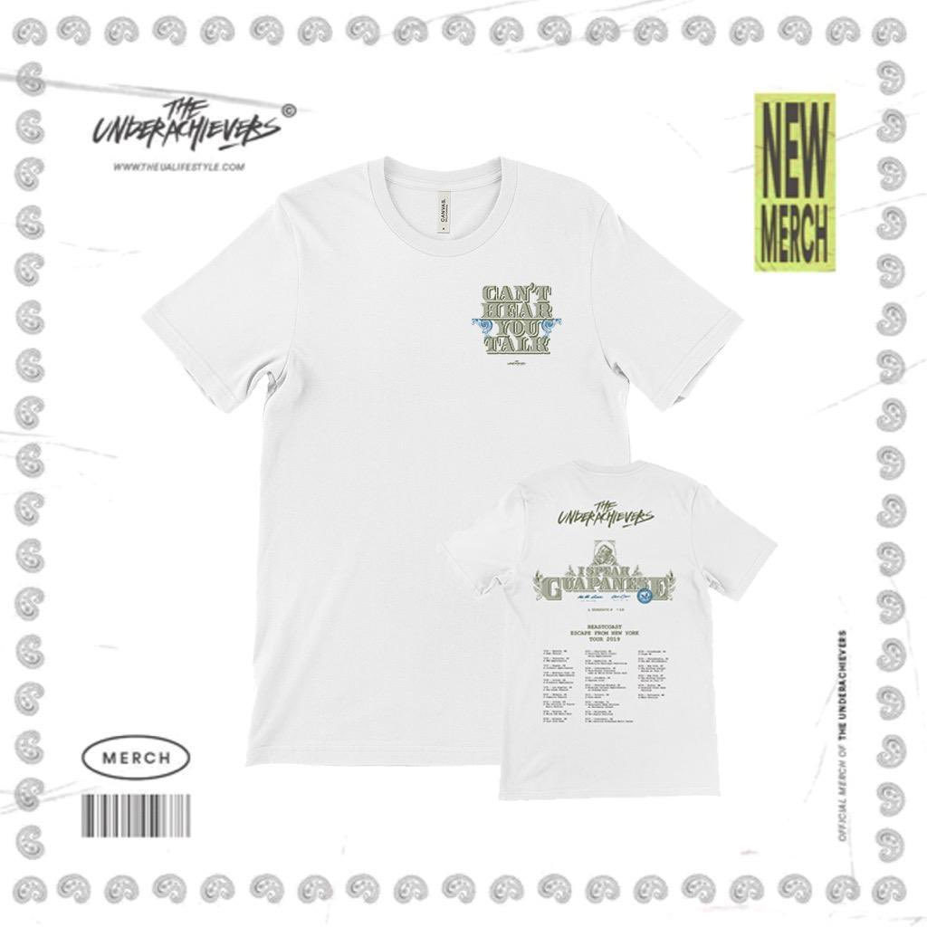 NEW LIMITED UA MERCH AVAILABLE AT THE SHOP. GO COP ON shoptheualifestyle.com
