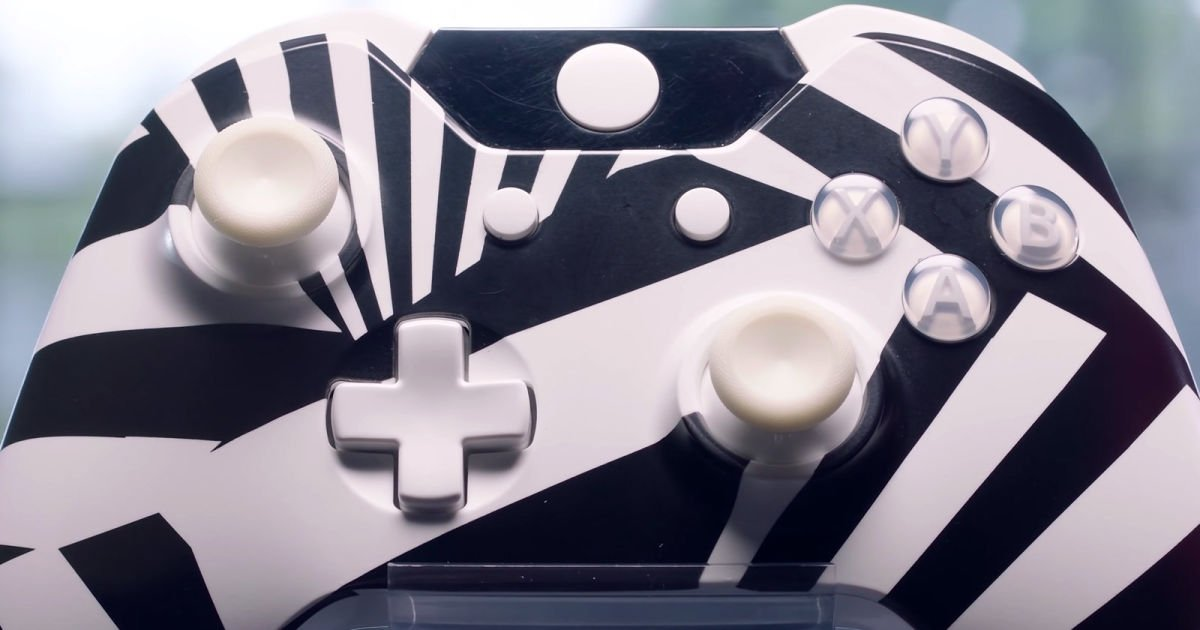 The story behind every Xbox One controller ever made