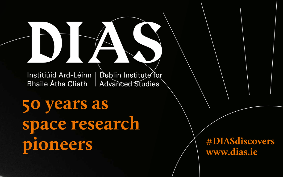 test Twitter Media - Our final @HistFest 2019 talk takes place on the 14 October in 10 Burlington Road, Dublin 4 and showcases DIAS as space research pioneers for the last 50 years.  Register here: https://t.co/tP03m3MJVg  #DIASdiscovers https://t.co/fPvfyRTibS