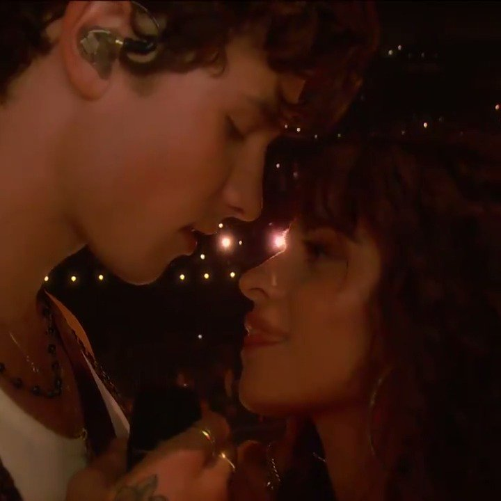 Honestly...I still think about @ShawnMendes and @Camila_Cabellos #VMA performance ALL THE TIME. 😍✨
