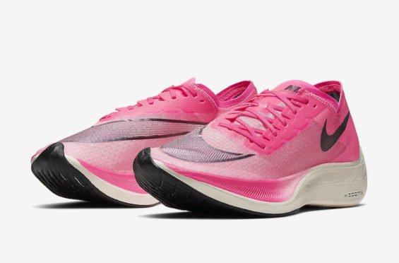RT @kicksonfire: Coming Soon: Nike ZoomX VaporFly NEXT% Pink - https://t.co/tzlzGnIyd0 https://t.co/6s7jxp76Hx