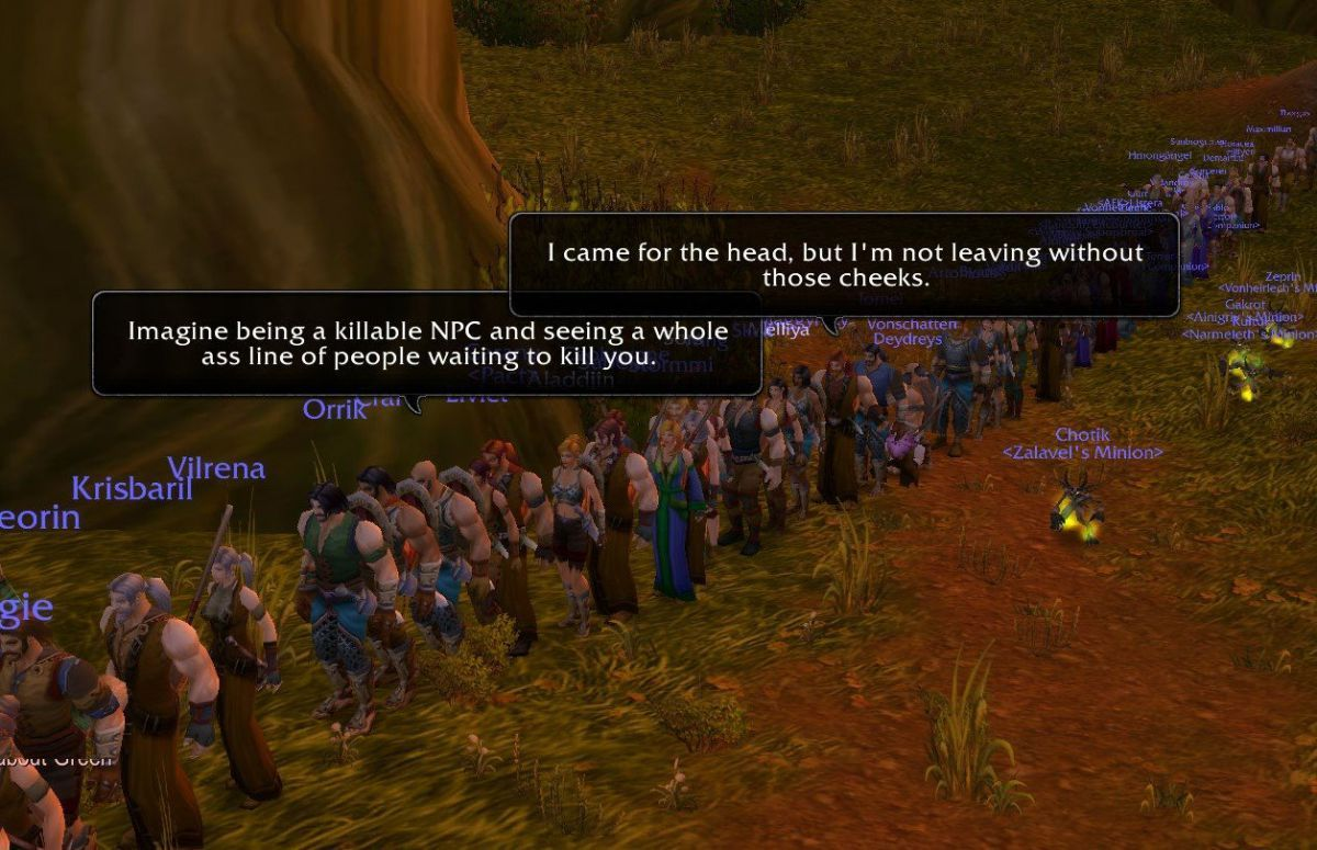 """PC Gamer on Twitter: """"World of Warcraft game director responds to Classic queue complaints https://t.co/YpURRUMs6Q… """""""