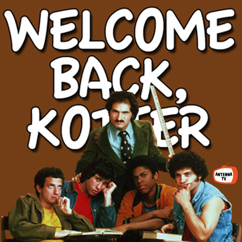 It was 44 years ago today when Welcome Back, Kotter started its four-season run in 1975, and you can watch it weekdays on #AntennaTV! Who's your favorite character on #WelcomeBackKotter? <br>http://pic.twitter.com/ypRxKDsCNY