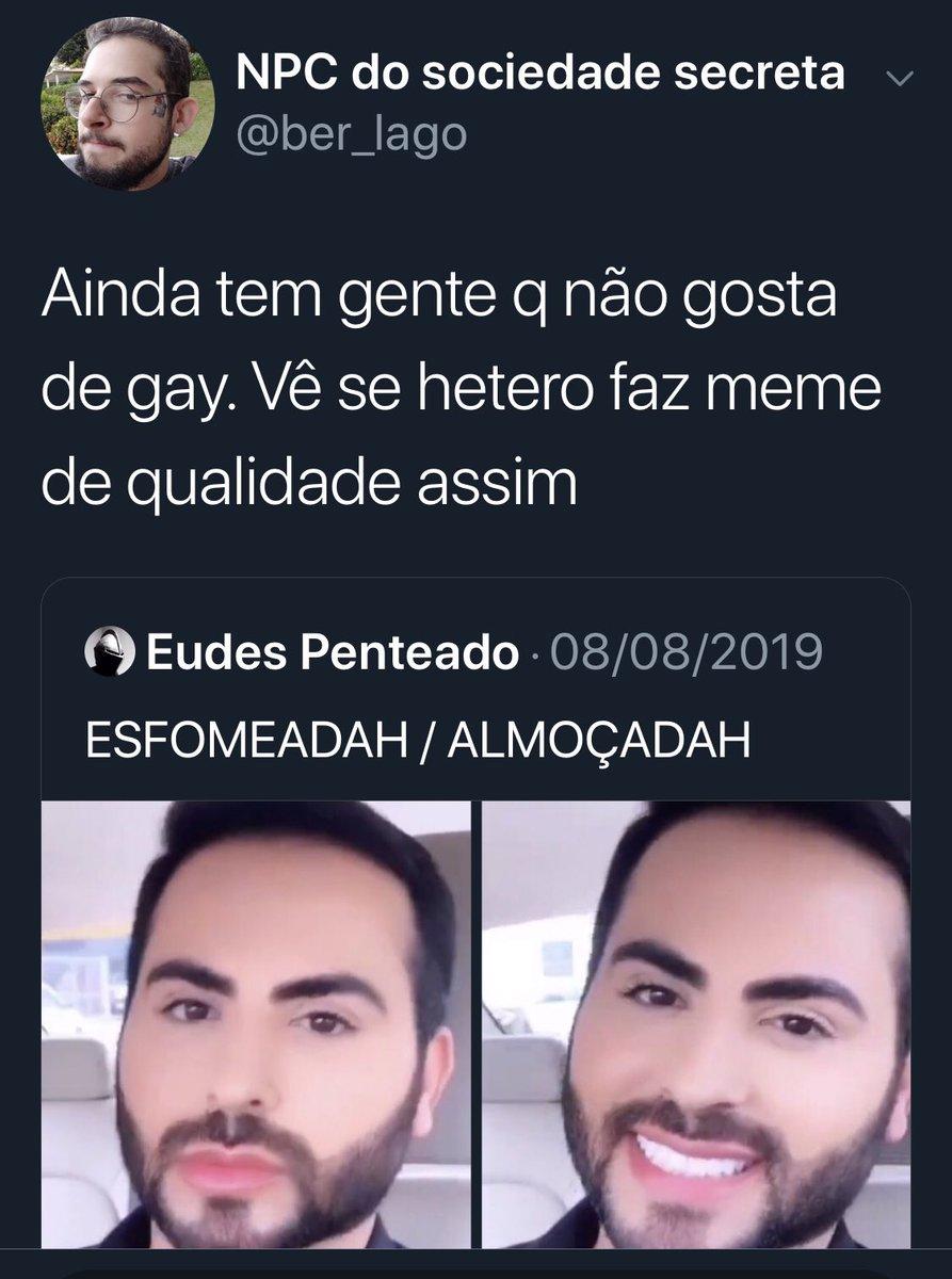 Doutor Prepúcio On Twitter Não é Gay Se For Pra Fazer Meme