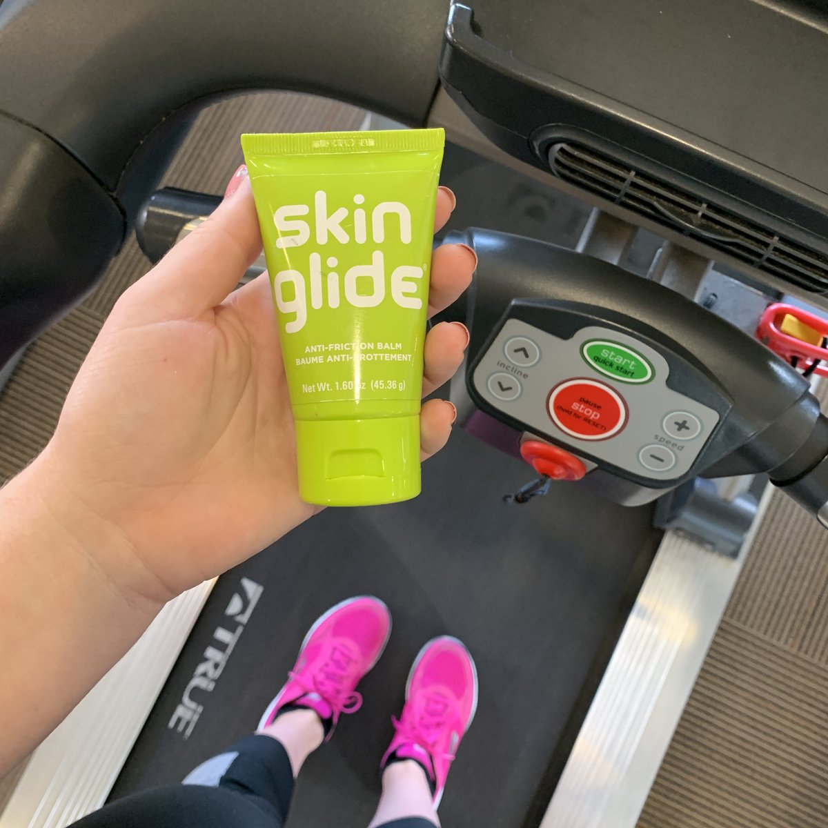 Runners hate chafing between their toes. Skin Glide makes protecting those hard-to-reach areas easy. #BodyEssentials