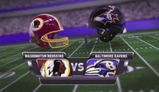 Are you ready for some football? This Thursday, the Redskins will host the Baltimore Ravens for a pre-season game @FedExField at 7:30p. Please arrive early & considering using Metro or shared ride services. Real-time traffic updates can be located on https://t.co/Wp0WGXw2v0. https://t.co/kSDDfsUoyd