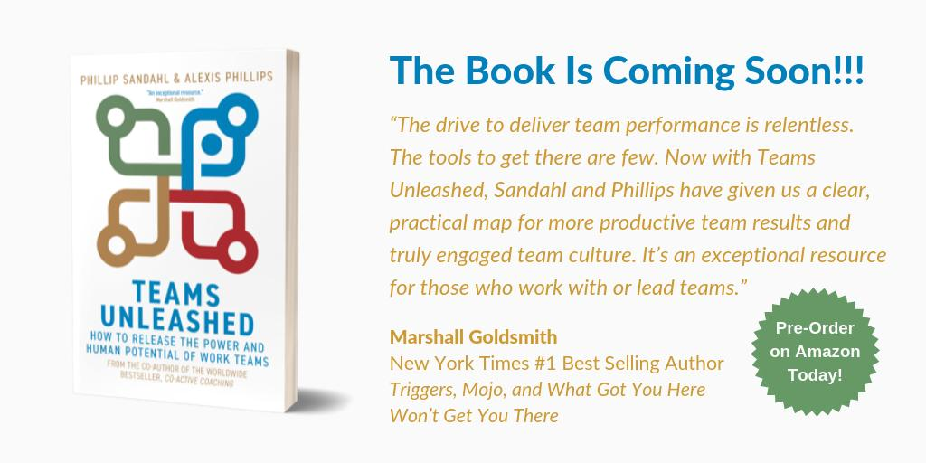 It's been a long time coming. Many of you have waited patiently. You'll have to wait a bit longer, but the book is almost here. Learn more & pre-order on Amazon: https://t.co/1PAlifolAF #TeamCoaching #BusinessCoaching #OrganizationalHealth https://t.co/kyOrqyVKQ7