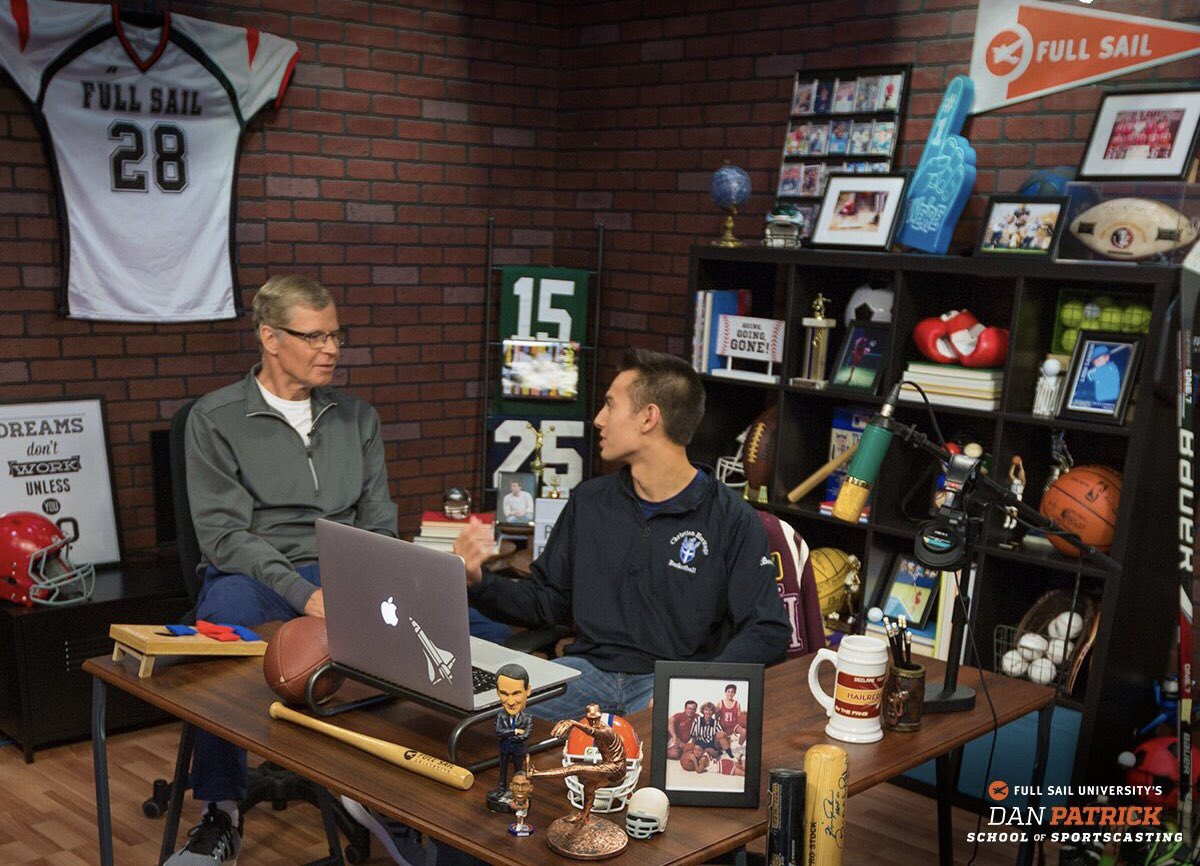 RT @TylerBoronski: What questions would you ask @dpshow ?  #DanPatrick #DPShow #Sportscasting #Interviews #QandA https://t.co/Sd5DLkZLWG