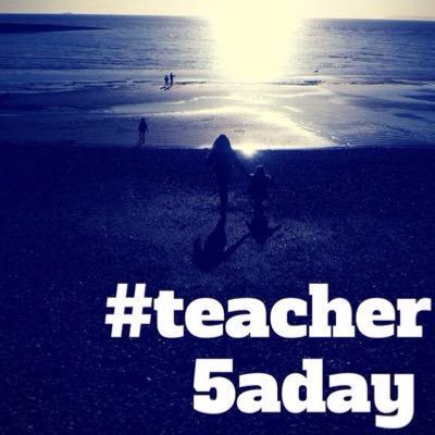 What is #teacher5aday? wp.me/p4VbxY-6E