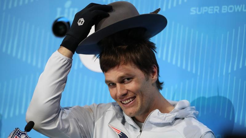 The Patriots employed Tom Brady in the best use yet of that new Lil Nas X meme: https://t.co/LAiWiJSx4w https://t.co/DDPfqvMhqz