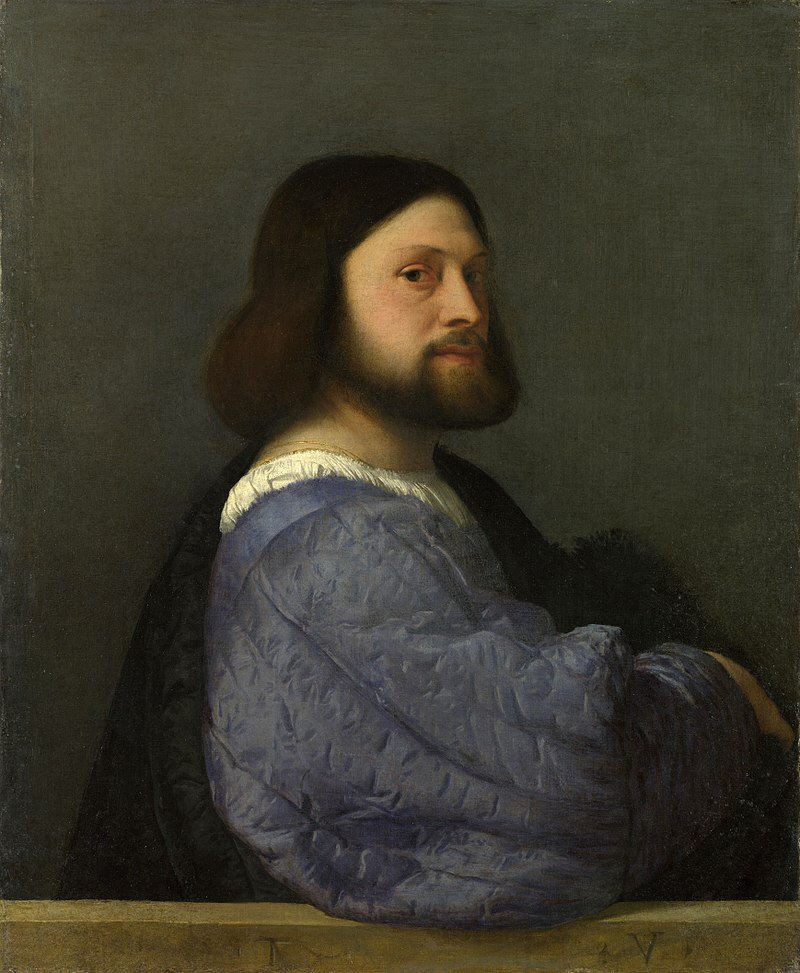 Titian Masters Of Art
