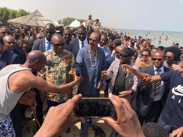 It won't work. You didn't do any due diligence in Eritrea all you know are quislings and faux-Eritreans. Real Eritreans could care less what our marginalized, divided, tribalist, indebted neighbors think.They are all asking Eritrea do it.    & S.Sudan<br>http://pic.twitter.com/PxG2oL11LR