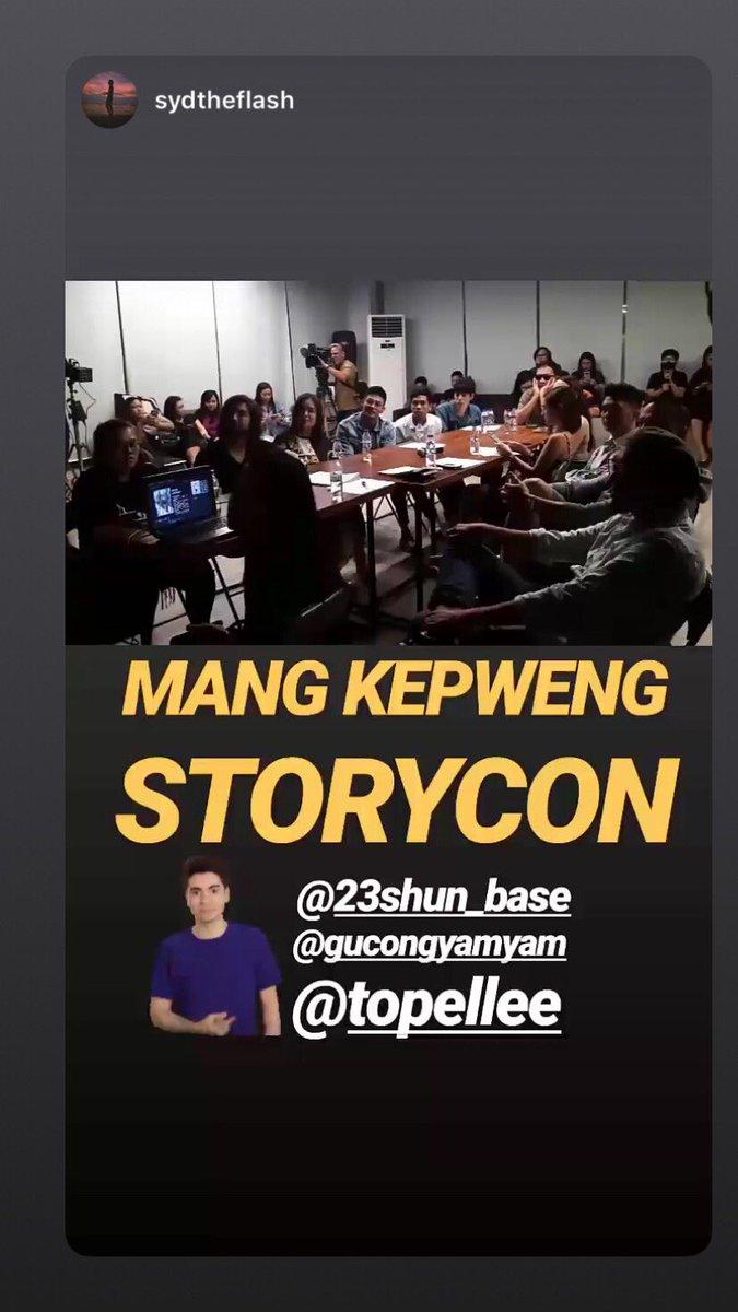 Mang kepwengという映画に出演することが決まりました!映画初出演の上にファンタジーコメディという難しそうなジャンルで緊張してますが撮影が楽しみ🎉