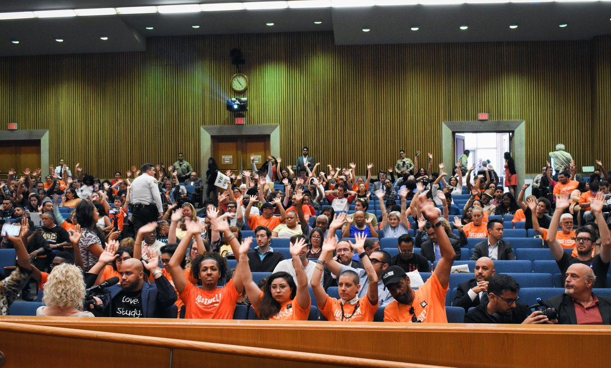 Here is what the face of people power looks like! This is #JusticeLA
