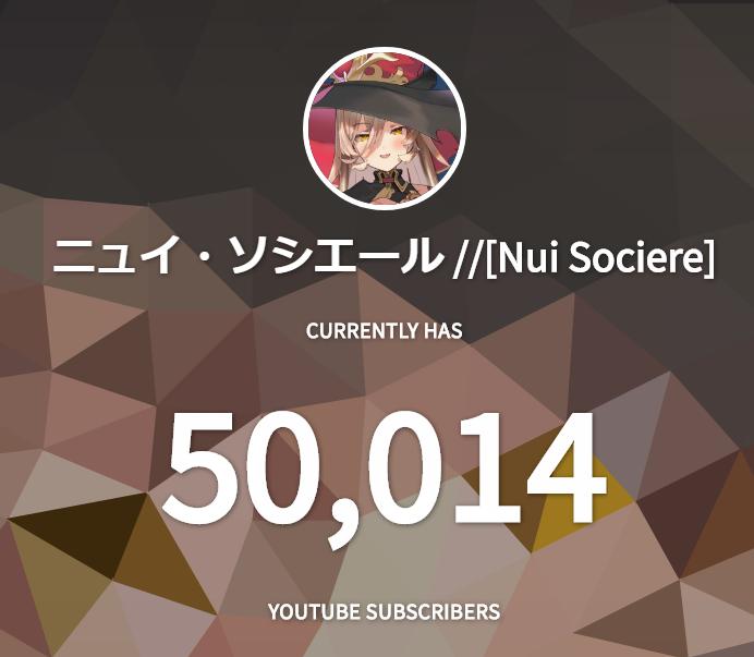 リプですでにお祝いしてくれた方たちありがとう~~!みんなのおかげで気づいた!!応援してくださるみんなのおかげで50000人です🥰🥰✨🎉🎉これからもこんな私だけどよろしくね😘💖