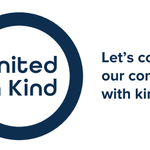 Image for the Tweet beginning: We've joined the #UnitedinKind movement