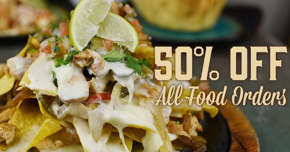 Las Palmas Mexican Restaurants celebrating 29th birthday with 50 percent off deal. bit.ly/30j1Z6p #Deal #Tacos #Mexican #Food #Birthday #Yum