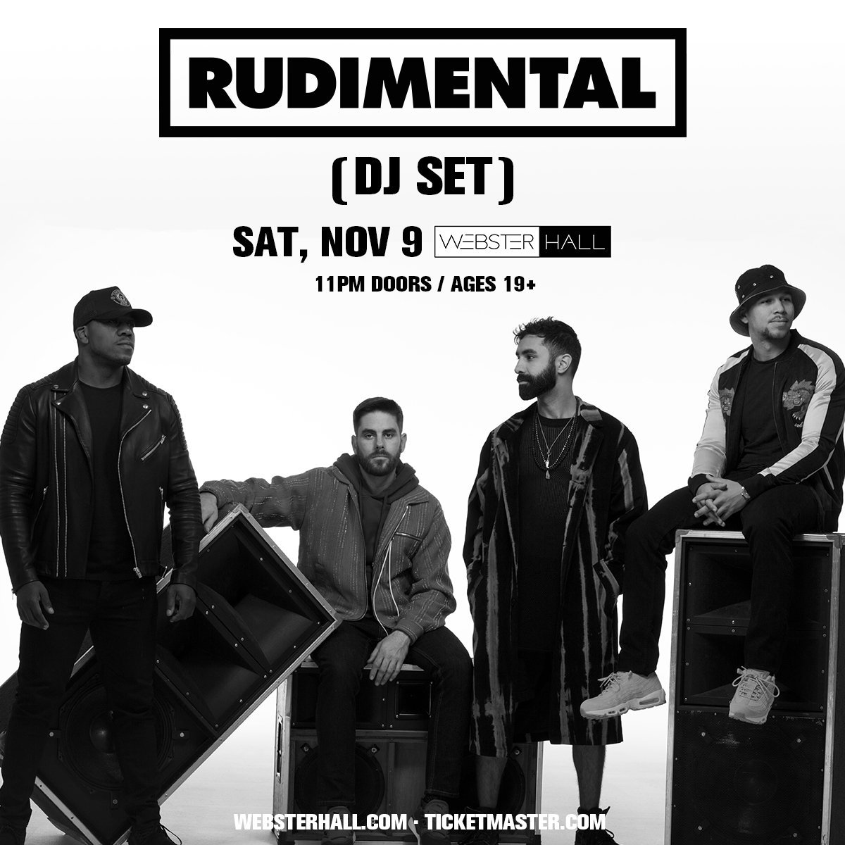 NYC!! We're coming back on November 9th for a DJ set at @WebsterHall  Tickets on sale Friday at 10am ET. More US shows to be announced soon  <br>http://pic.twitter.com/uBJBBfdjIa