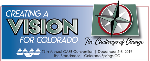 Friday is the early bird deadline to register for an exhibitor booth for the 79th Annual CASB Convention.   As an exhibitor, you will have the ability to connect with more than 1,100 key decision-makers in Colorado's 178 public school districts.   https:// casb.memberclicks.net/2019-invitatio n-to-exhibit  … <br>http://pic.twitter.com/9N7pOPG7vA