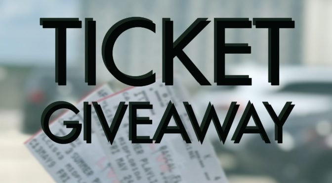 twitter ticket giveaway