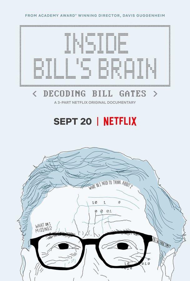 Netflix-documentaire blikt in het brein van Bill Gates