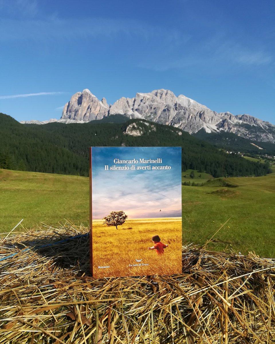 A Una @MontagnaDiLibri Giancarlo #Marinelli presen...