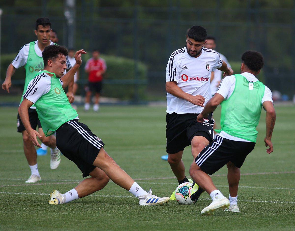Göztepe maçı hazırlıkları devam ediyor 🦅 #Beşiktaş