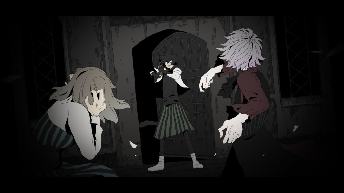 DarkestoRy「マリスの晩餐」、MV8/31公開です!(がんばります!)