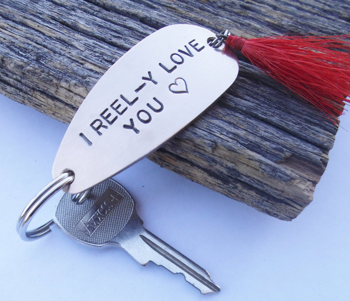 Gift for Special Valentine Boyfriend New Parents Gift for Daddy Husband Keychain for Men High School Sweetheart I Love you I Like You A Lot http://tuppu.net/2f65ee00 #CandTCustomLures #Shopify #Valentine