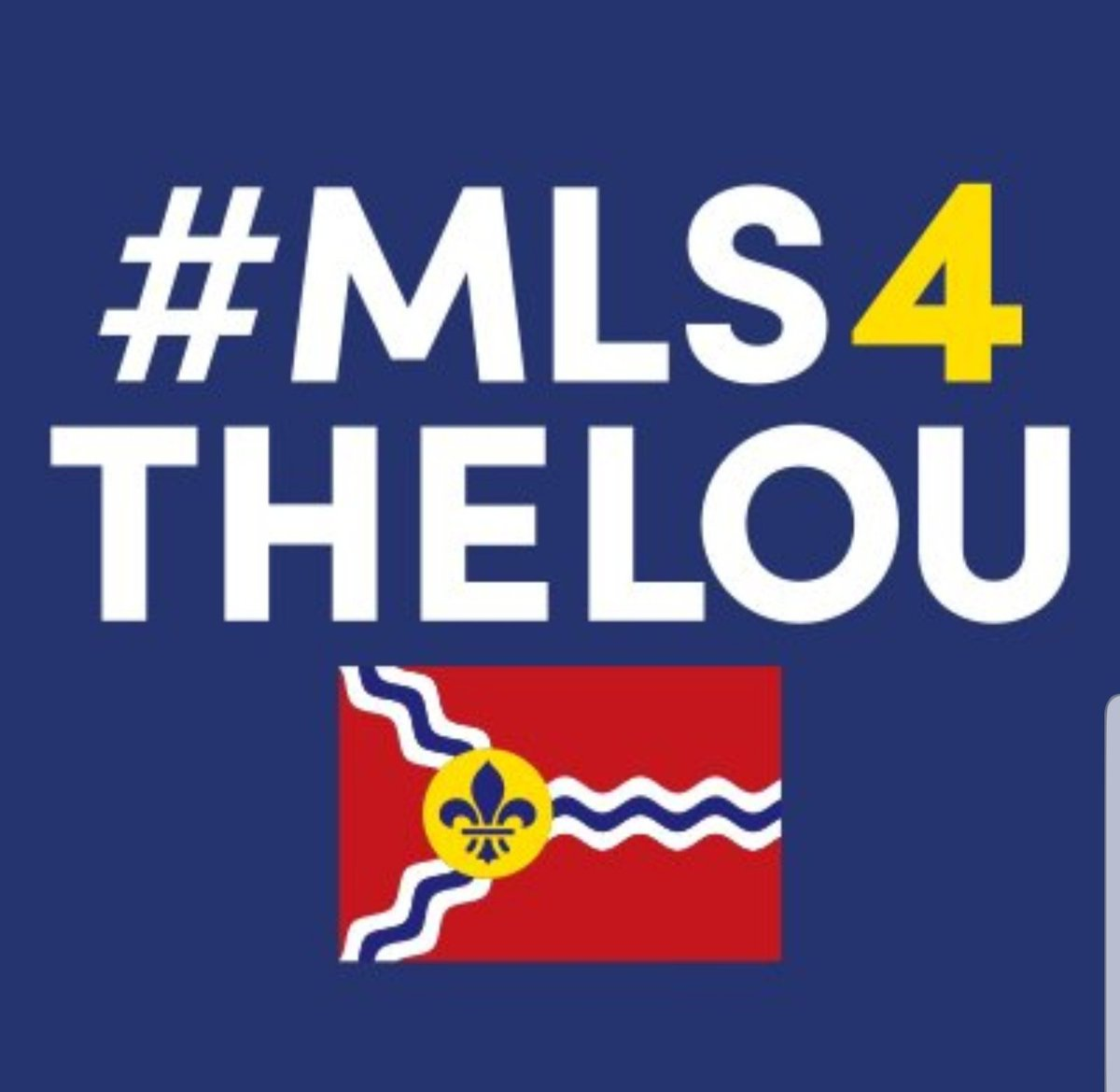 TODAY IS THE DAY! @MLS in STL today to announce @MLS4theLou Congrats to all who put in the hard work to make it happen! Lets DO this!!!