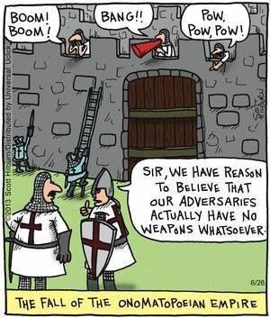 Very good cartoon here.
