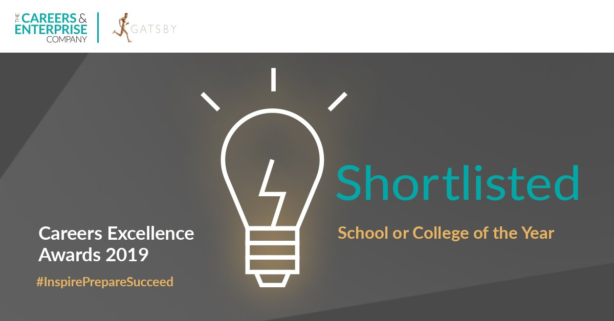 Congratulations @Shuttle_College ! @inspiraforlife @LancsSkillsHub #inspiringlancashire