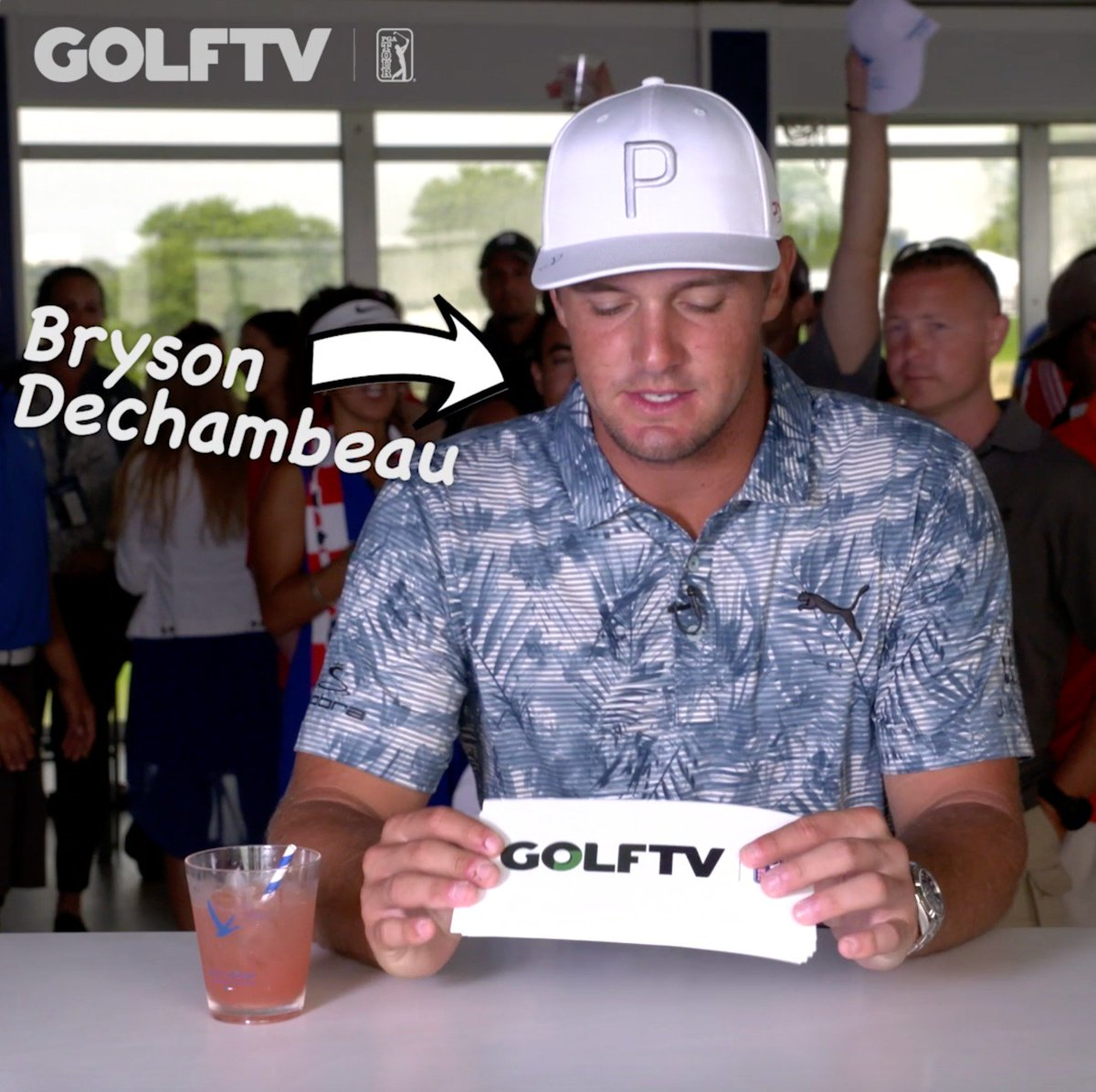 From phobias to superstitions and the last thing he bought online, get to know more about Bryson DeChambeau.  https://t.co/sHdljMKjwp