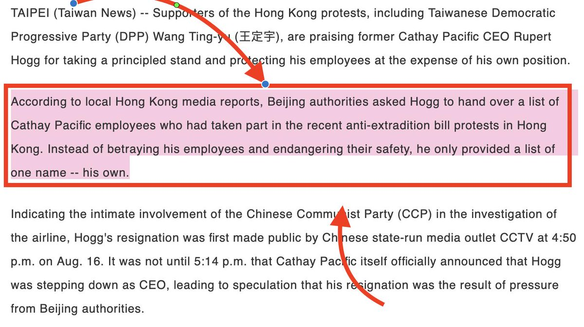 RT @RayRedacted: Mad respect for Cathay Pacific CEO Rupert Hogg. https://t.co/h2eUvi9BVv