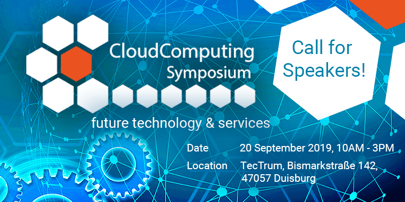 #CallforSpeakers!  Wanna share your expertise regarding #CloudComputing, #Cybersecurity, #DigitalEngineering, efficient #ResourceManagement, #BigData, #IoT .....etc. ?   We still accept proposals for  #CCSym by @cloudSMEproject. Get more info: https://t.co/wnS0jHO4QF