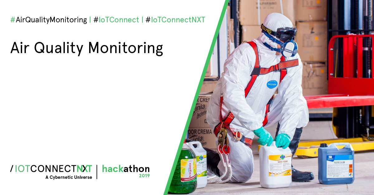 Now get a clearer view of what's in the air! #AirQualityMonitoring #IoTConnectNXT #Avnet #IoTConnect #mineralexploration #anomalydetection #gasdetection #acutecare #artificialgeneralintelligence #machinelearning #bigdata #thefutureoftechnology #RaspberryPi #chemicalprocessingunit<br>http://pic.twitter.com/jUsbahQp02