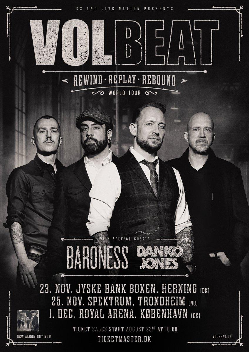 Volbeat (@VOLBEAT) | Twitter