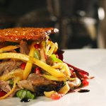 Image for the Tweet beginning: Our Duck Salad is the