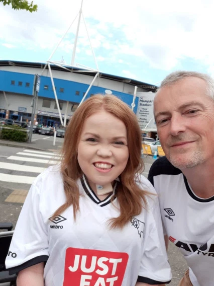 Alex Steward who follows @dcfcofficial up and down the country, recently spoke to @chelseajadeft9 about her experience when visiting away grounds 🏟 She highlighted the need for certain stadiums to address accessibility issues 👇 offsiderulepodcast.com/2019/08/14/why…