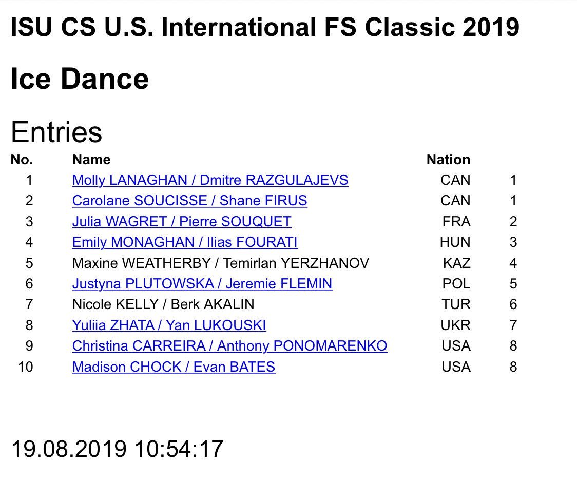 Challenger (3) U.S. International. Sep 17 - 22, 2019 Salt Lake City /USA  ECaY4ttXoAE1pli?format=jpg&name=medium