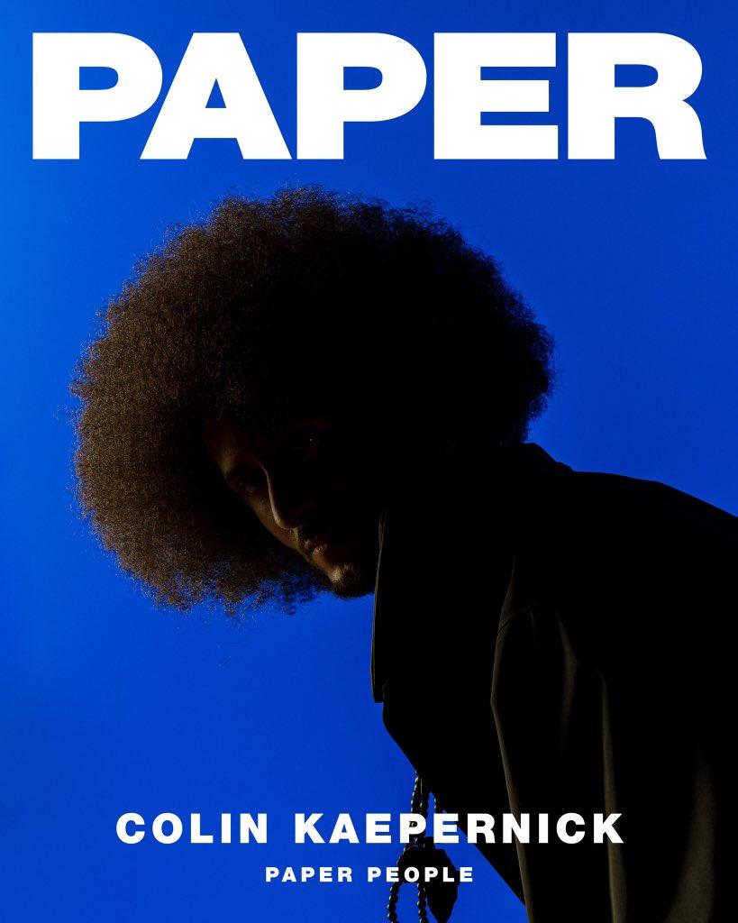 Colin Kaepernick @Kaepernick7